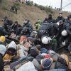 Ende Gelände - Räumung Schienenblockade: