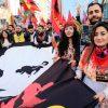 Afrin-Demonstration: