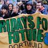Fridays for Future:    Array