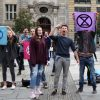 Extinction Rebellion Berlin, Massen Die-In 27. April 2019:    Array