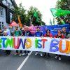 Protest gegen den Naziaufmarsch:    Array