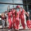 Blockade und Proteste der IAA in Frankfurt von Sand Im Getriebe:    Array