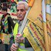 Kurden protestieren in Berlin:    Array