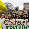 Klimastreik in Berlin:    Array