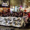 Luftdemonstration für den Erhalt des Kneipenkollektivs Meuterei:    Array