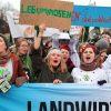 Agrarwende anpacken, Klima schützen! – Wir haben die Fatale Politik satt! Berlin 18.01.2020: