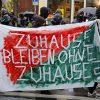 Demo gegen Mietenwahnsinn:    Array