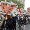 Demo gegen Mietenwahnsinn - Enteignung jetzt erst recht:    Array