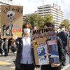 Demo gegen Mietenwahnsinn - Wohnungen für alle:    Array